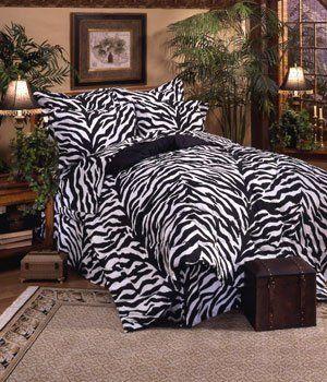 Pin By Zariah Loving On My Belongings Zebra Bedding