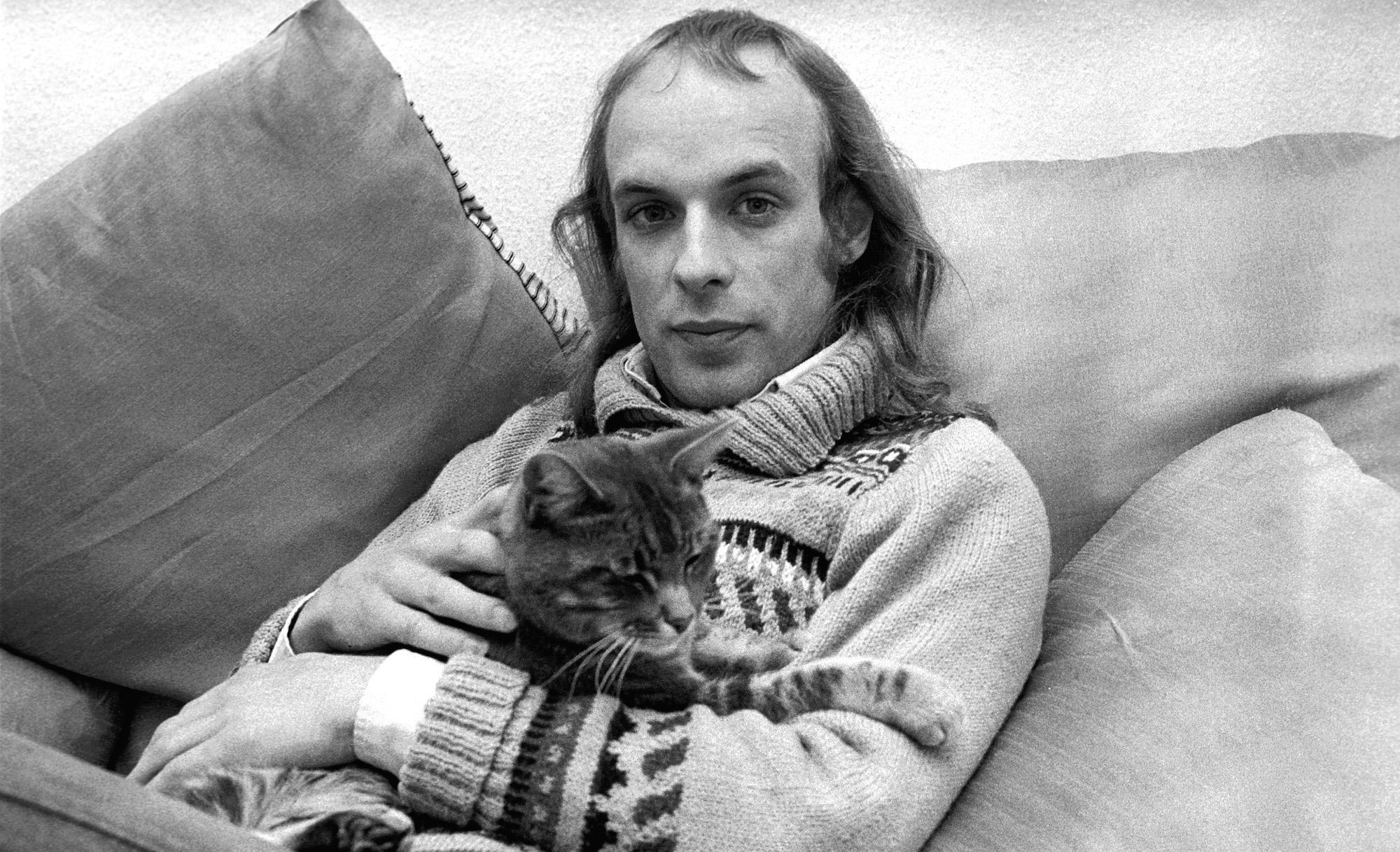 Brian Eno Changed My Life 15 Artists Pick Their Favourite Brian Eno Records Cats Men With Cats Cat People