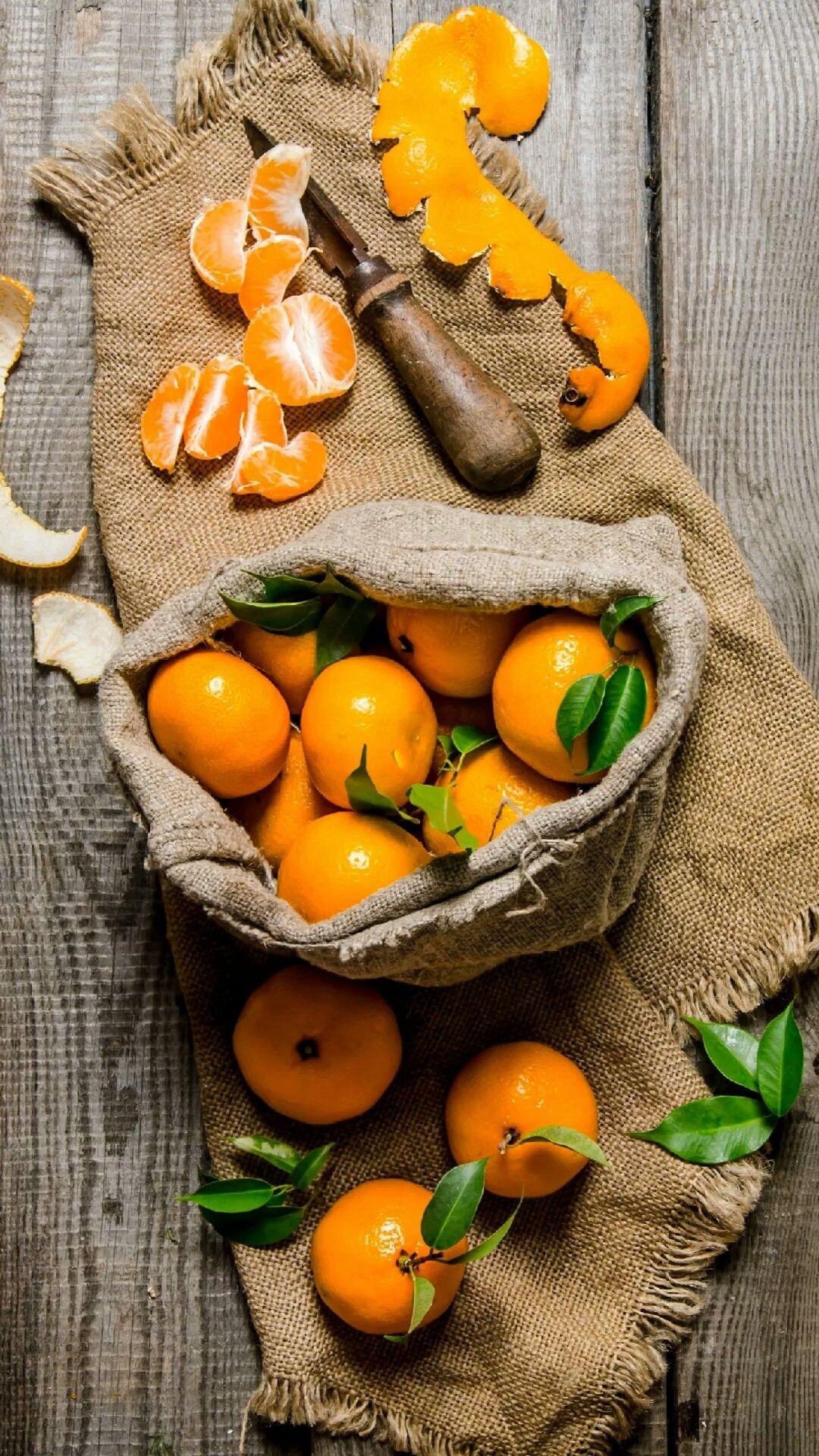 Fresh fruit by Elena Rodriguez on Magic orange