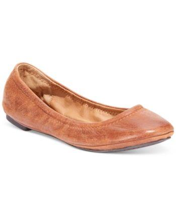 46d27fa3c43f Lucky Brand Women s Emmie Ballet Flats Women s Shoes