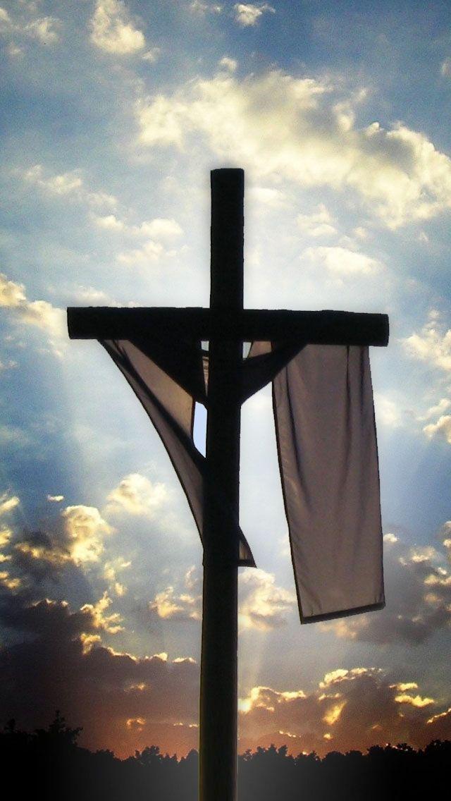 Cross Iphone Wallpaper In 2020 Jesus Cross Wallpaper Cross Wallpaper Easter Wallpaper