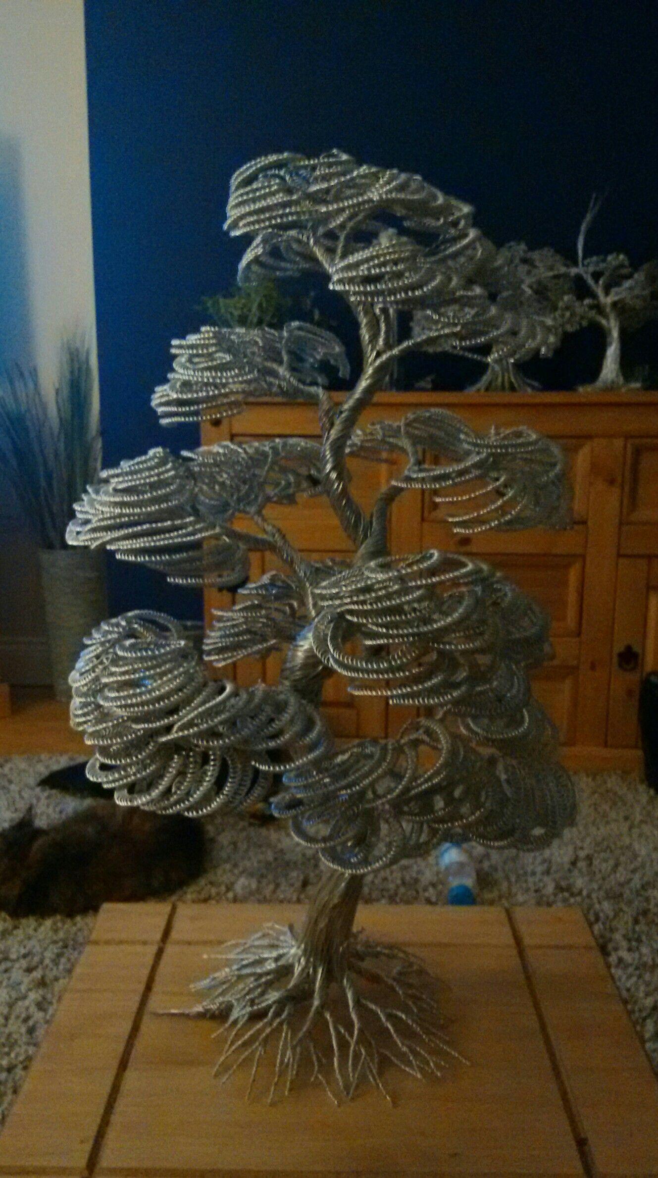 Pin von Teresa Dawes auf Wire Tree Art | Pinterest