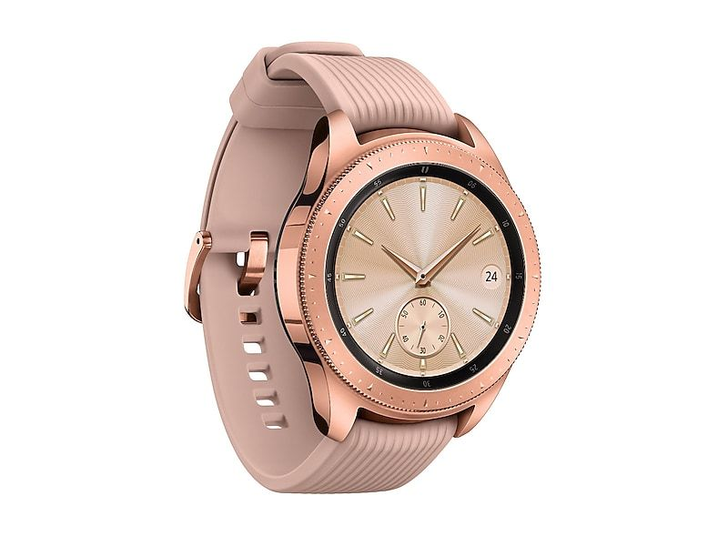 Galaxy Watch 42mm Rose Gold Bluetooth In 2019 Wish List Rose
