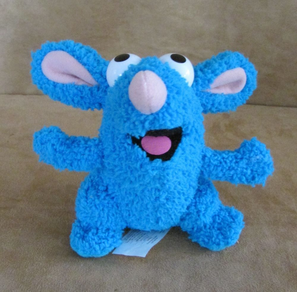 Tutter The Mouse Plush Bear In The Big Blue House Disney Vintage
