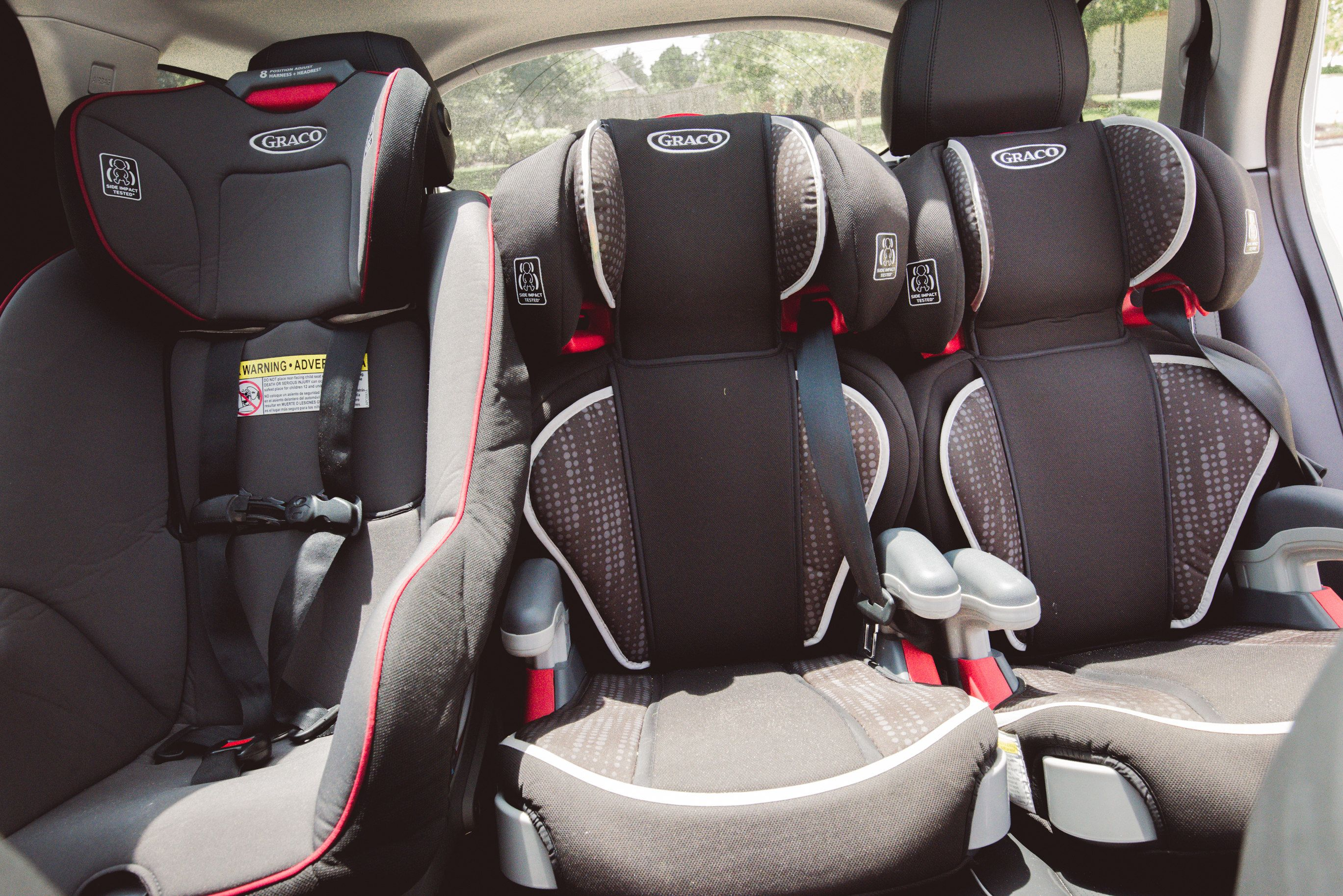 3 Across Luxury Suvs Discovery Sport 3 Across Installations Land Rover New Land Rover Car Seats