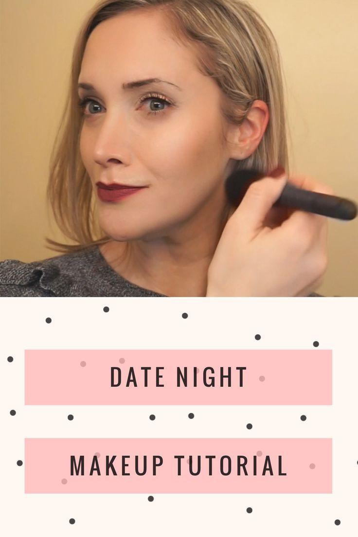 Nye makeup tutorial soft smokey eye matte lips and make up baditri Images