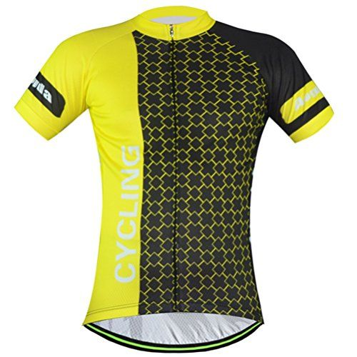 Uriah Men S Bicycle Jersey Short Sleeve Reflective Life Y Https Www Amazon Com Dp B071s3yjqm Ref Cm Sw R Pi Dp With Images Cycling Outfit Bicycle Jersey Jersey Design