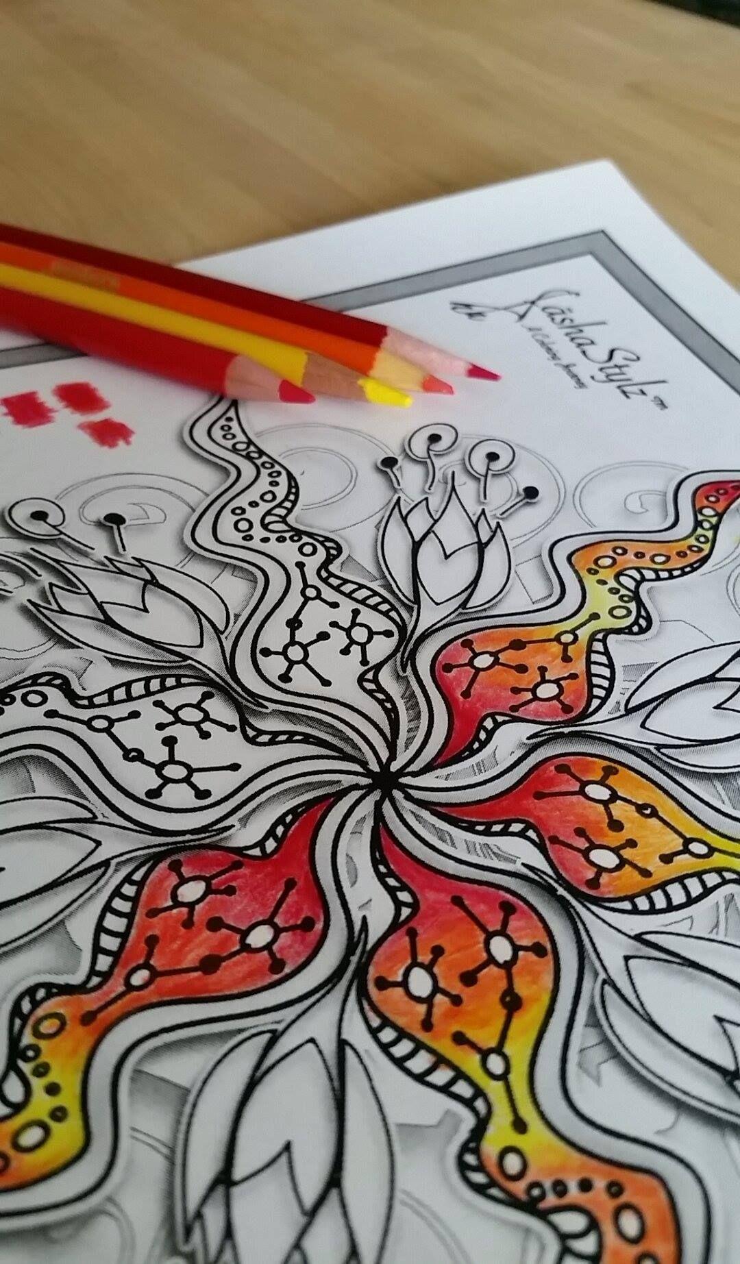 Color your lifeus journey printable mandala coloring pages pinterest