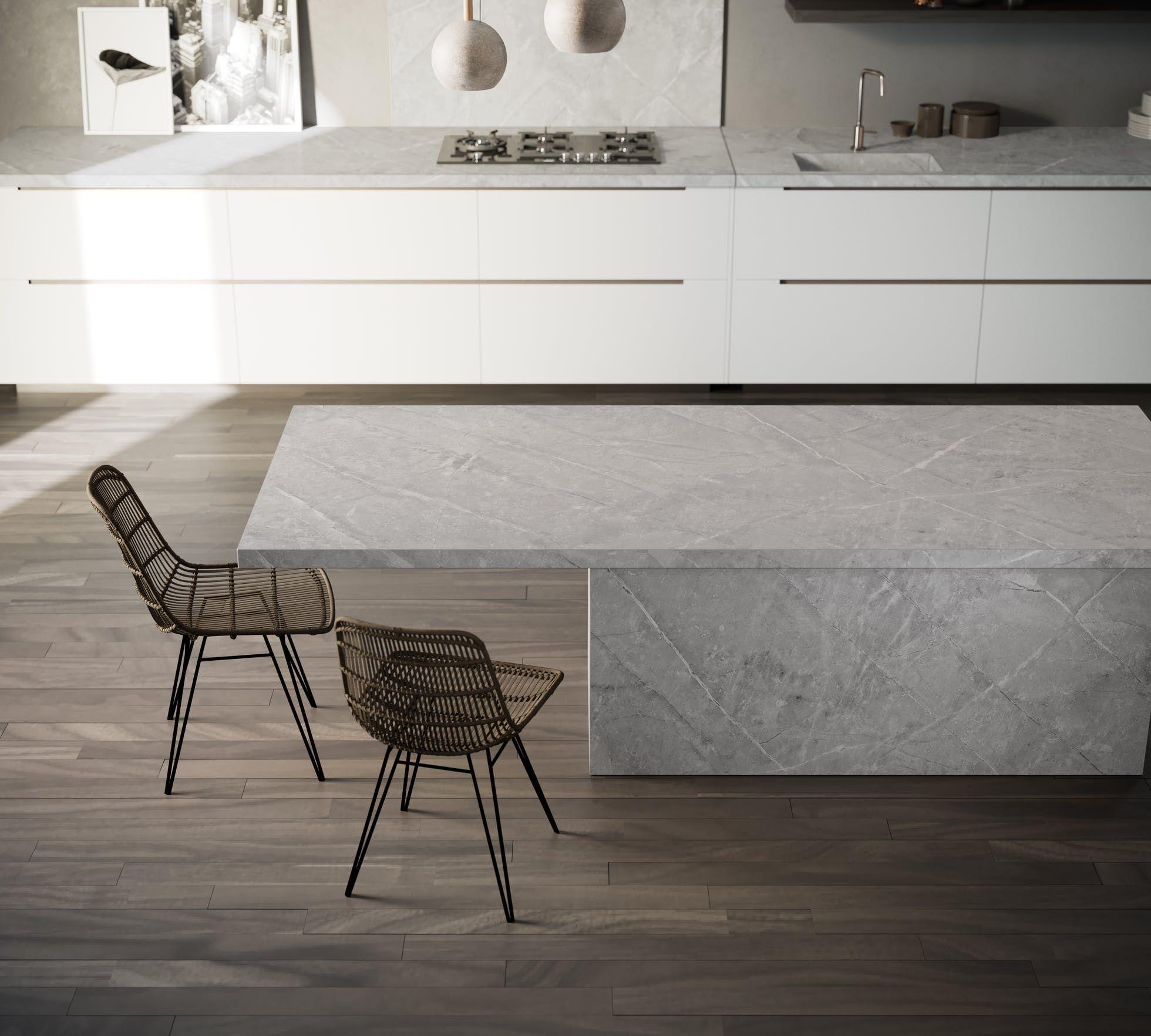 Dekton Dekton Kitchen Vera Countertops Interior Cladding