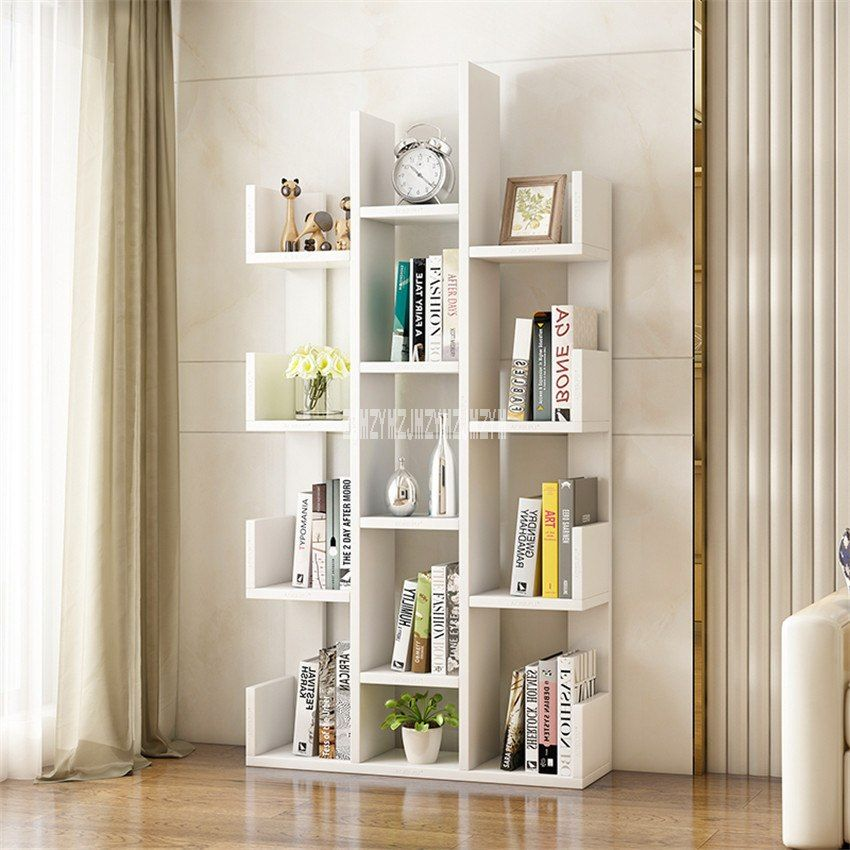 A 01 Simple Modern Bookcase Living Room Furniture Creative Land