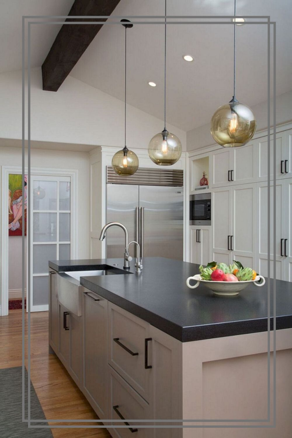 Kitchen Island Lighting (Modern, Rustic, And Industrial