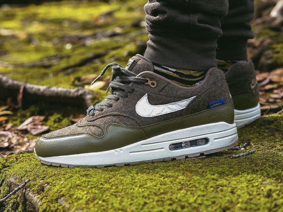 bd0bb92f4da6 Nike ID Air Max 1 Pendleton (by Tj Mortel) Shoe Trees by Sole Trees make  customizing sneakers so much easier  ShoeTrees  ShoeTree  SoleTrees