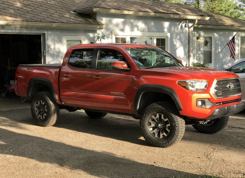 Army Green thread: lets keep it green! | Overland tacoma