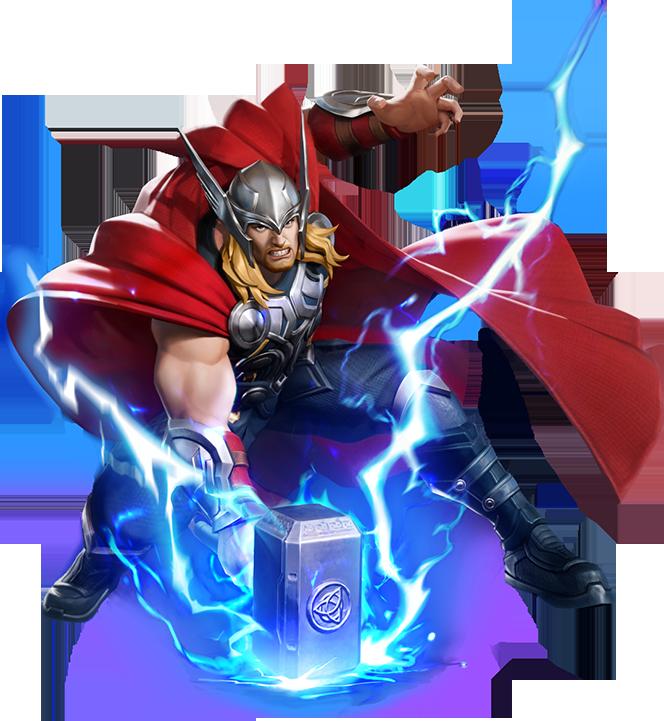 Thor Odinson Marvel Super War Thor Marvel Thor Comic Art