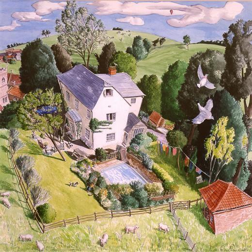 Somerset Parsonage | Francis Farmar