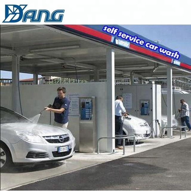 Source Self Service Car Wash Machine Station,self Service