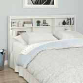 Photo of Grantville Bookcase Headboard       This image has get 6 rep…