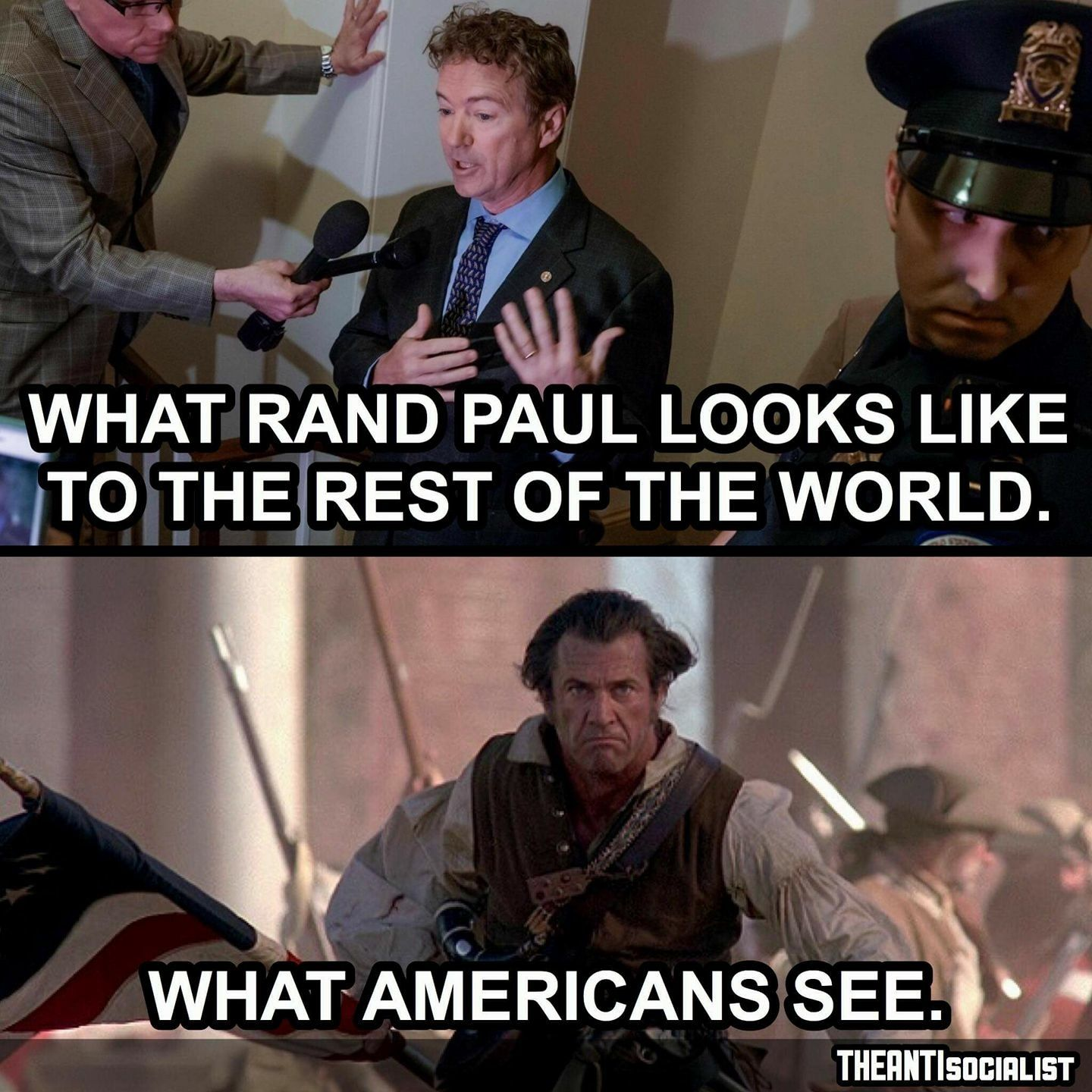 rand paul is our modern freedom fighter standwithrand politics