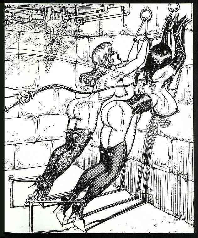Bill ward fetish artist