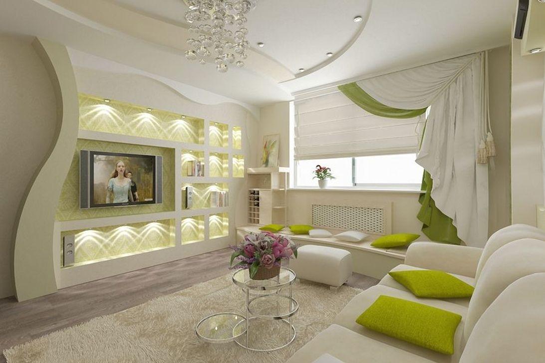 44 Beautiful Home Curtain Ideas For Your Interior Design To Looks Elegant Trendehouse False Ceiling Design Living Room Design Modern Home Curtains