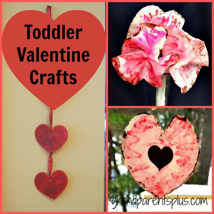 PicMonkey Collagep1a Toddler Valentine Crafts