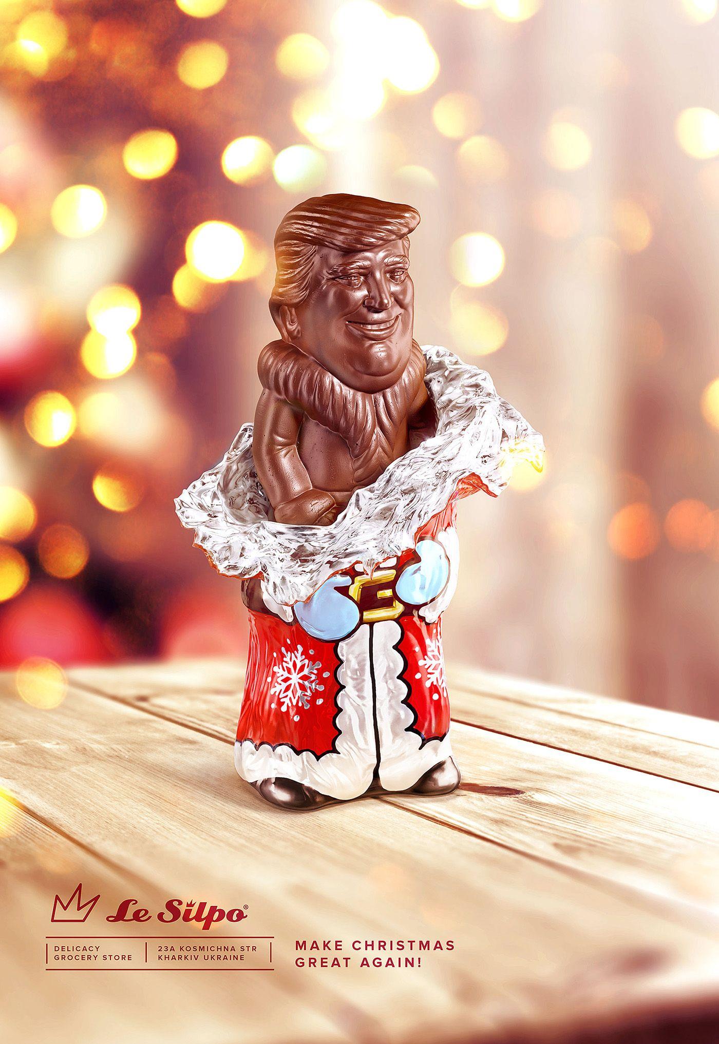 Make Christmas Great Again! on Behance