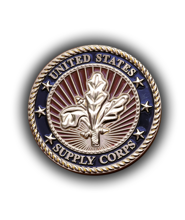 Navy Supply Corps Coin Challenge coins, Coins, Challenges