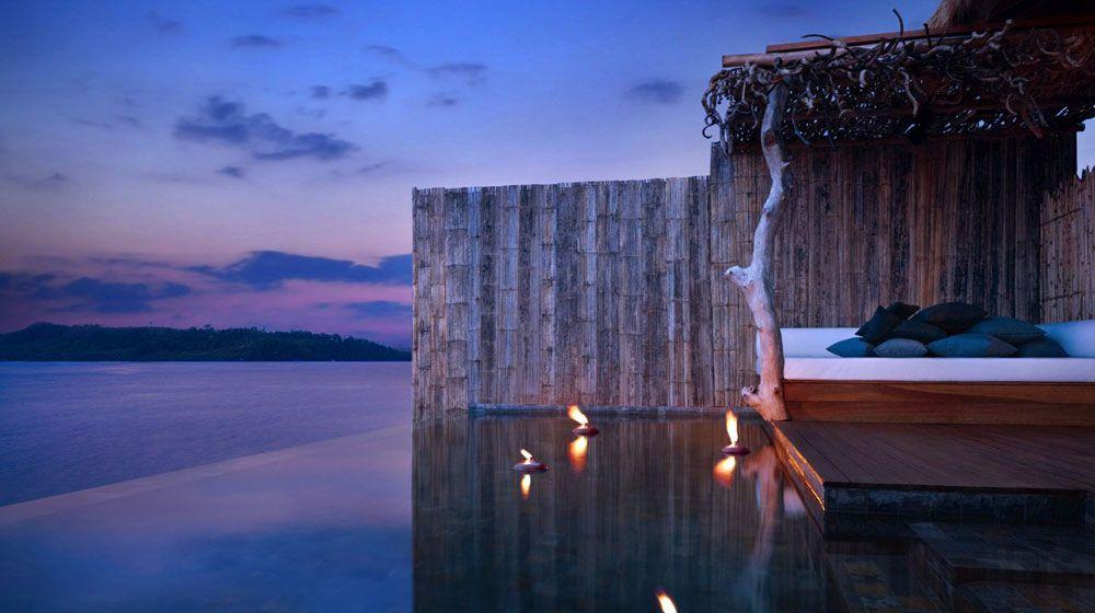Song Saa Private Island en Koh Rong | Splendia - http://pinterest.com/splendia/