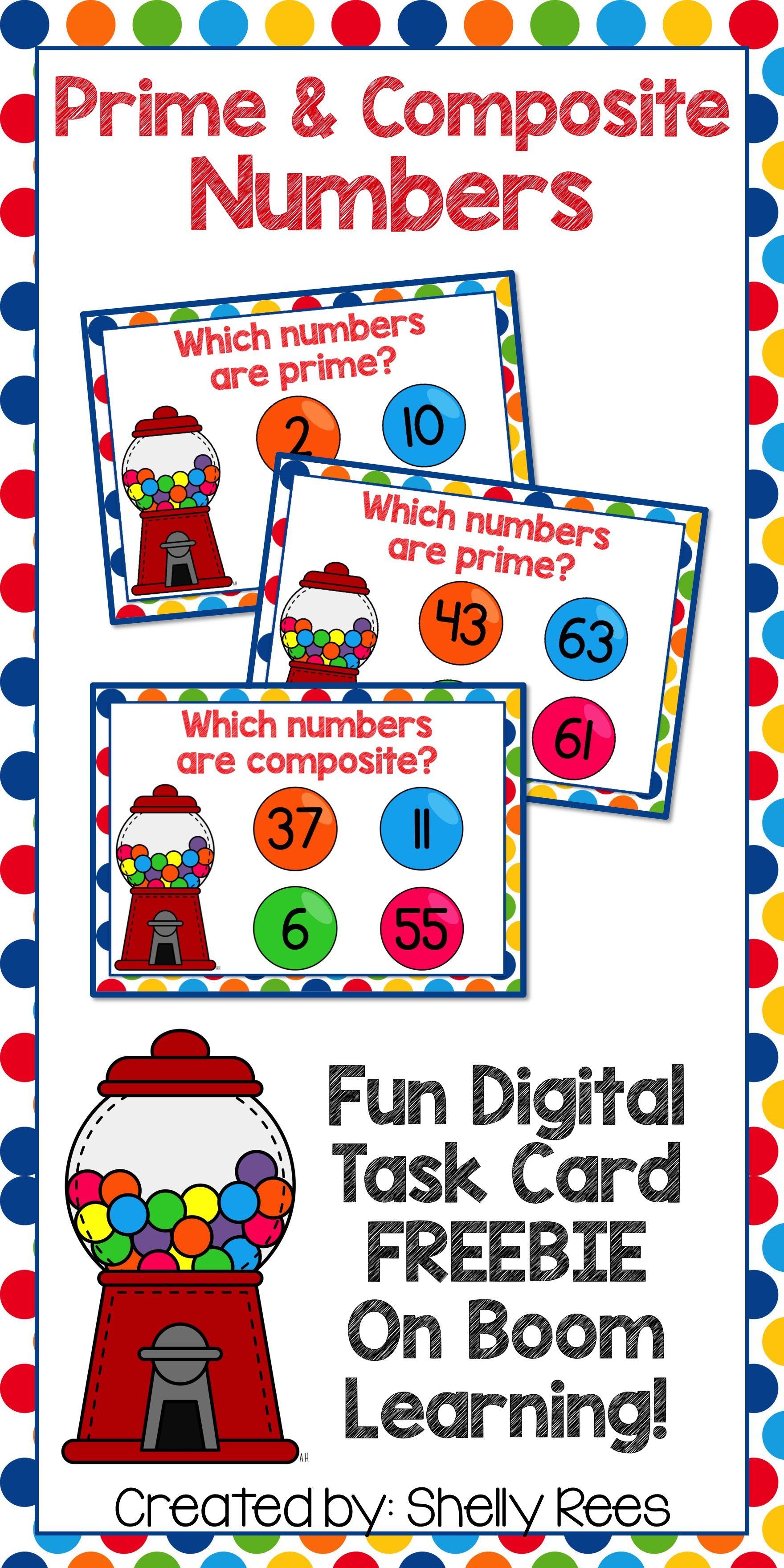 16 Prime And Composite Numbers Worksheets Esl Worksheets