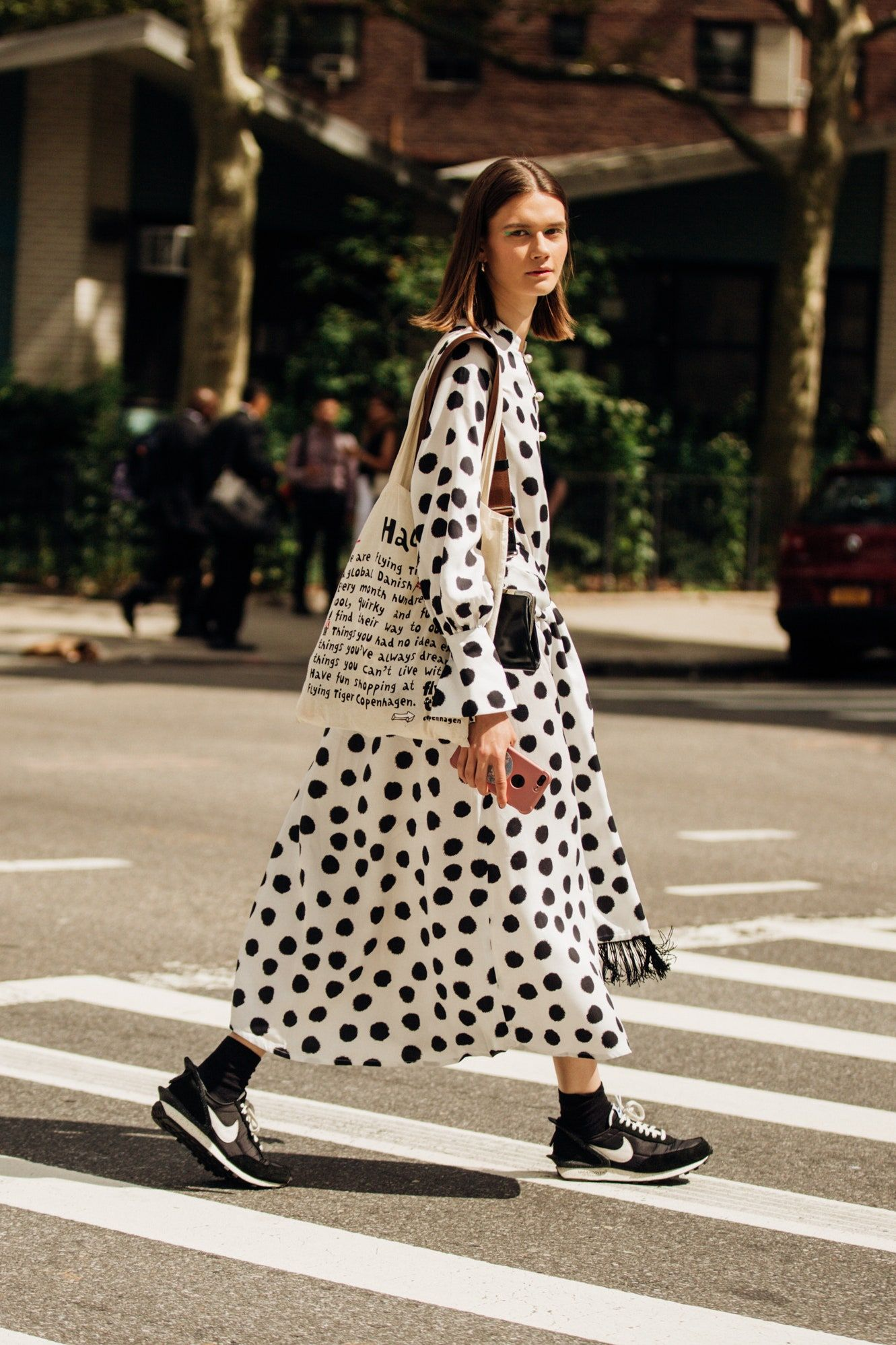 Why everyone will be wearing polka dots this seaso