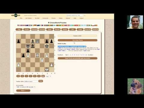 How To Solve Chess Puzzles Chessworld Net Puzzle Practice 32
