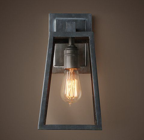 Lights · sconces rh