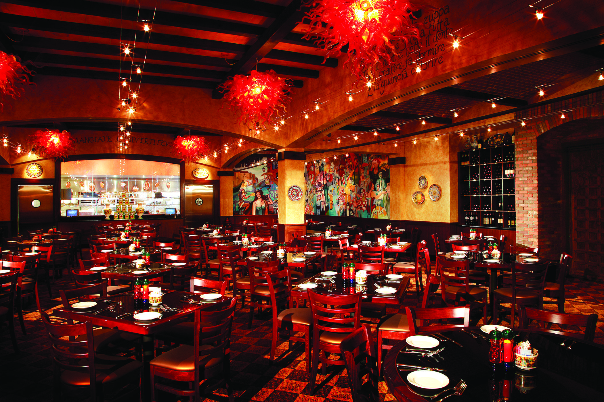 Dine At Grotto Restaurant The Best Italian In All Of Downtown Las Vegas