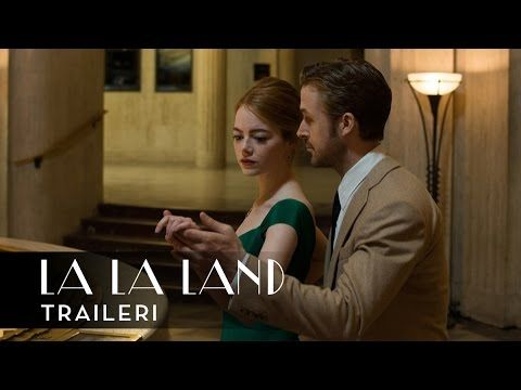 KULTTUURI. ELOKUVAT. ENSI-ILTA SUOMI 13.1. LA LA LAND -elokuva ARVOSTELU 31.1.2017  