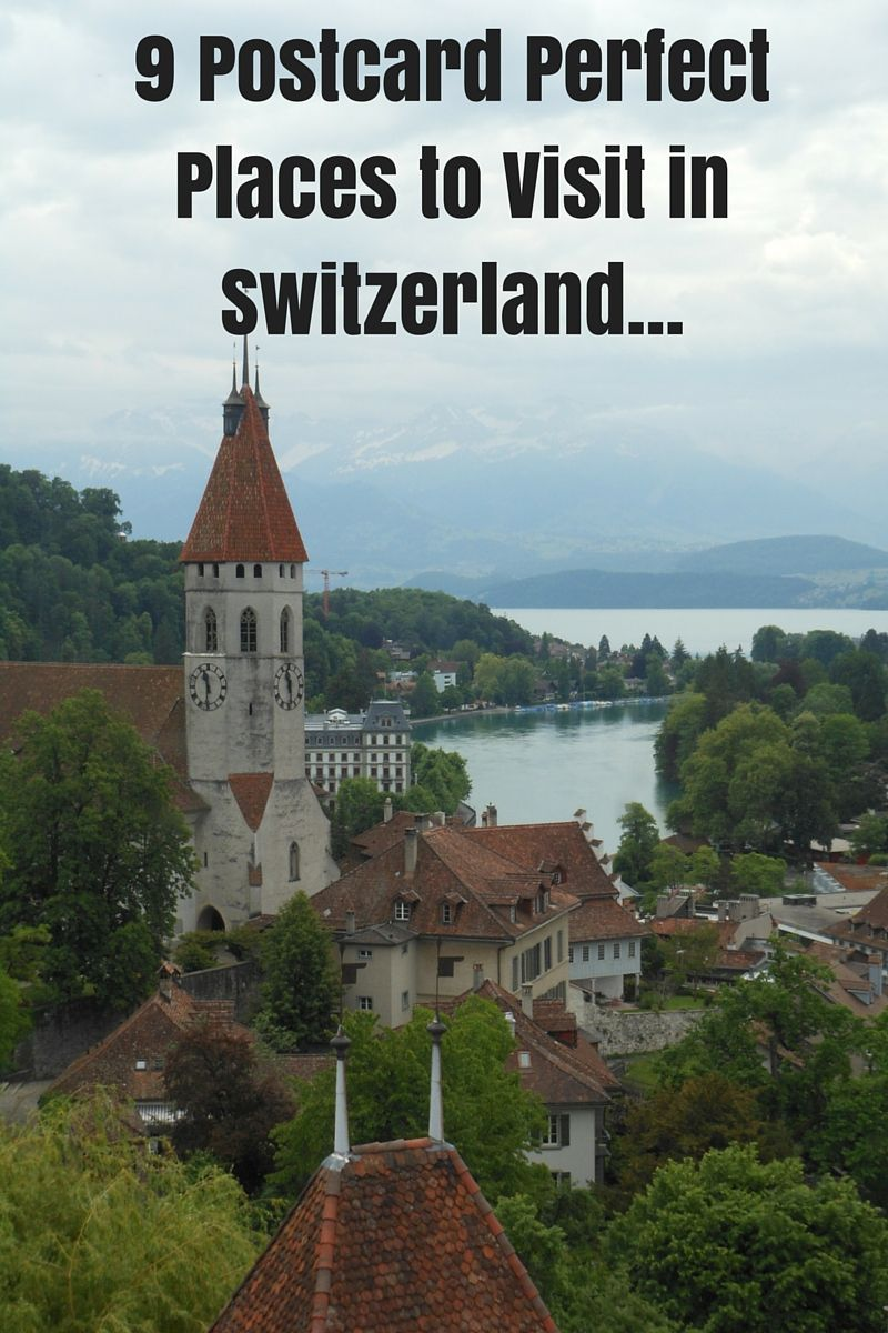 Switzerland is a beautiful country full of mountains, lakes, cheese and chocolate!  https://postcardsfromamy.wordpress.com/2016/04/08/switzerland-august-2013/