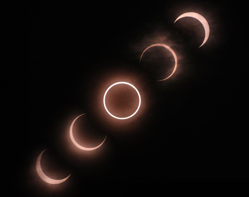 Christmas Day Sees The Third, Final And Most Dangerous Solar Eclipse Of 2019