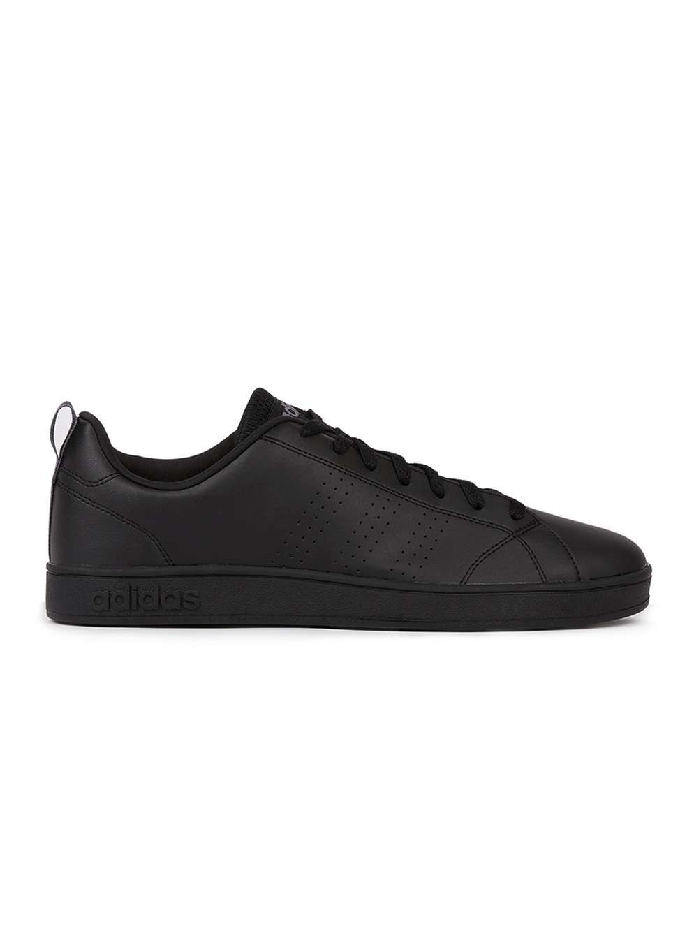 new styles 8c6b6 c45db Adidas Neo Advantage Clean Black Trainers - Topman