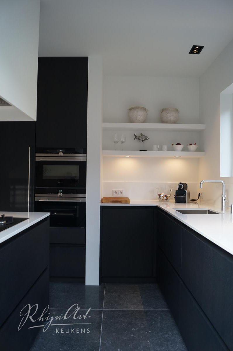 Projecten   RhijnArt Keukens uit Kesteren   Interior Design ...