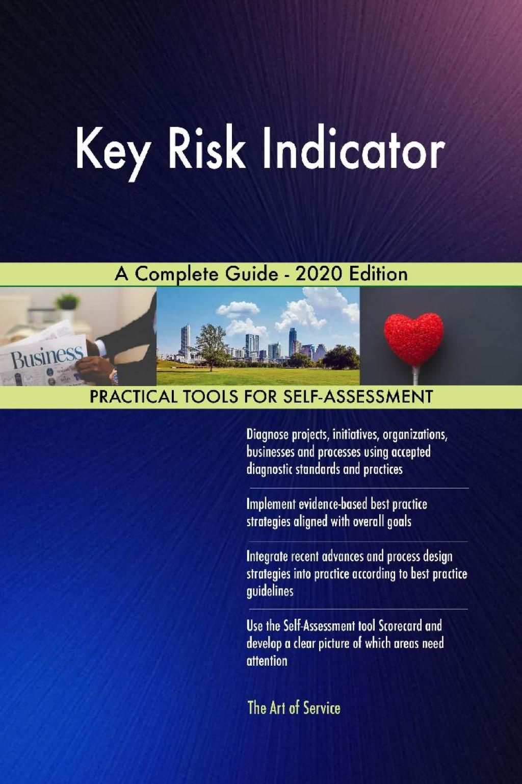 Key Risk Indicator A Complete Guide 2020 Edition (eBook