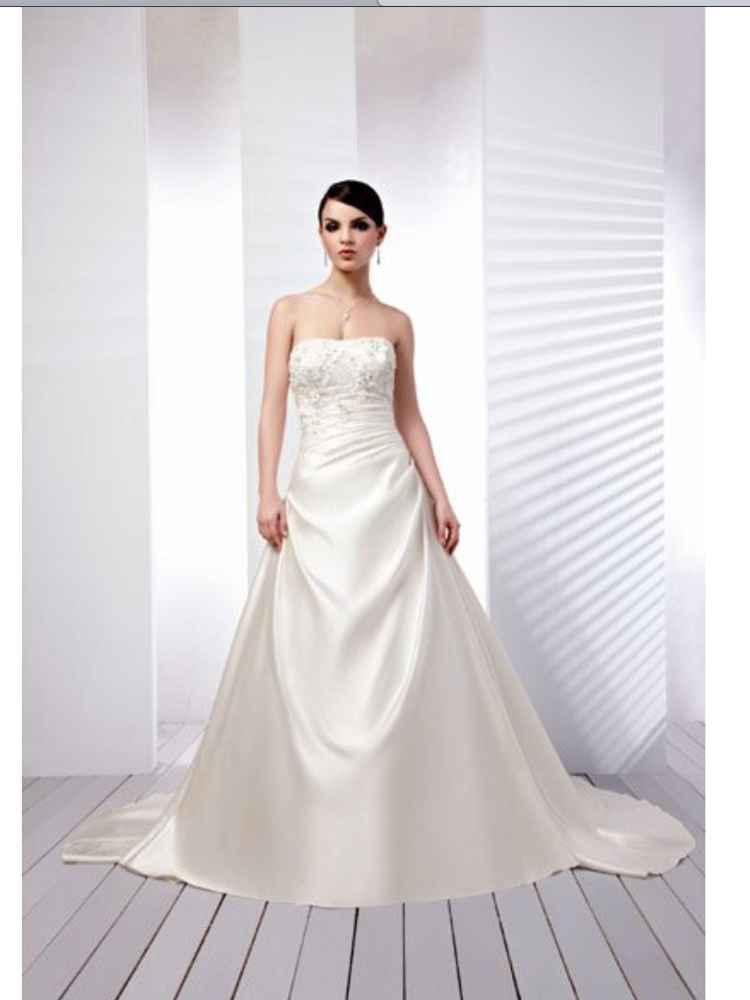 Ivory satin wedding dress on sale uk size 18 wedding dresses ivory satin wedding dress on sale uk size 18 ombrellifo Choice Image