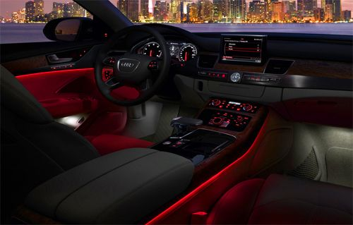 This Is What All Speed Craft Interiors Should Look Like Audi A8