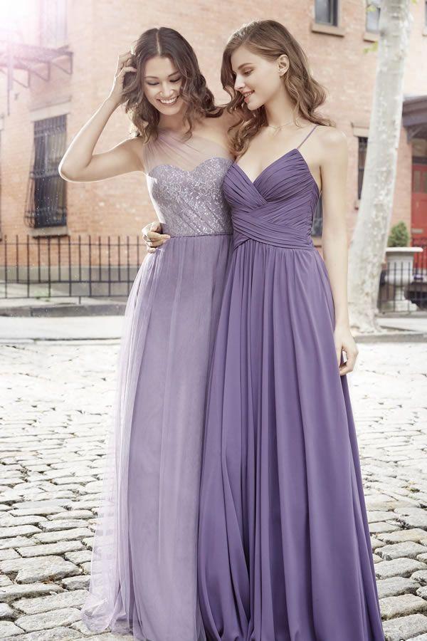 Vestidos para damas modernos 2017 Hayley Paige | Elegante ...