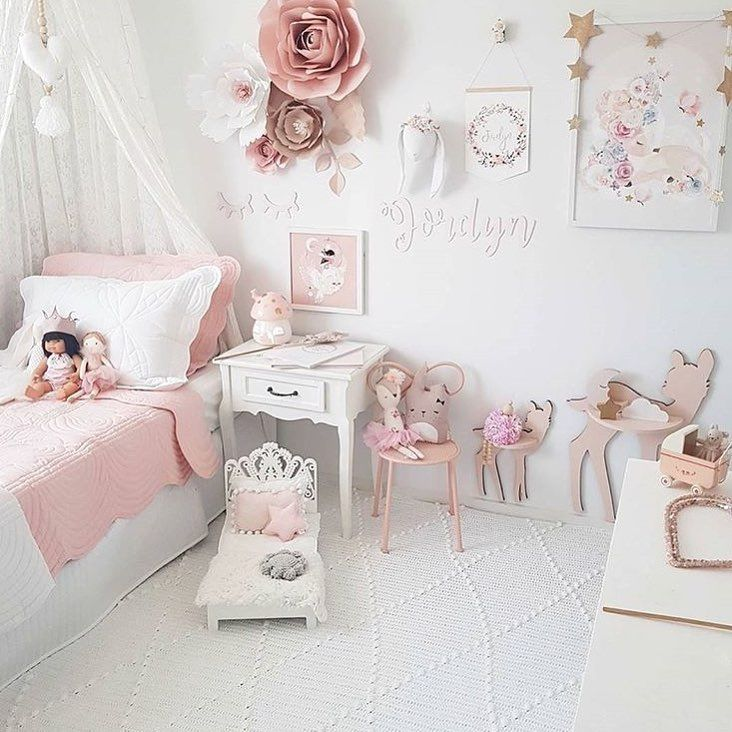 """Photo of Little Belle Nightlights on Instagram: """"Such a dreamy space by @blessed_withmyloves featuring our little belle fairy nightlight ✨"""""""