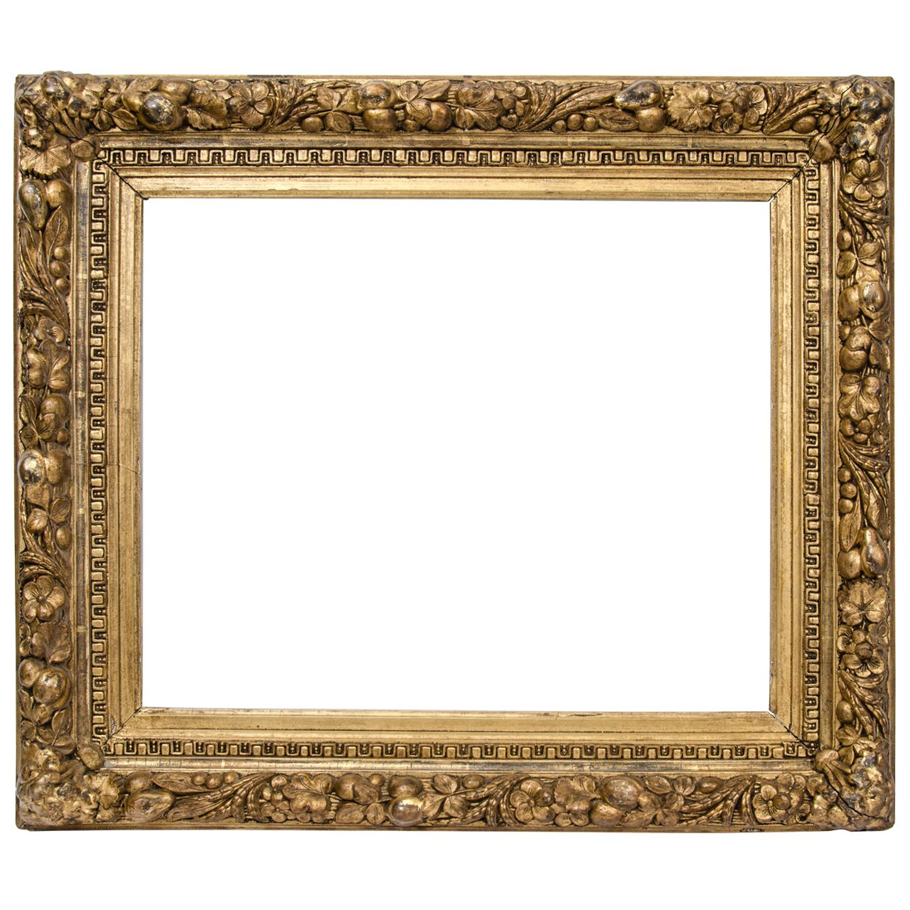 Mid19th Century French Baroque Style Frame Modern