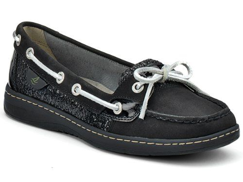 Sperry Women's Angelfish Shoes Black