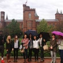 Darlington journalism class attends, competes at national conference
