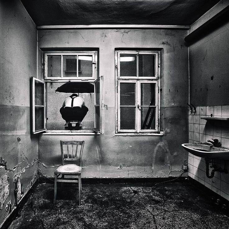A Room With A View by Jörg Heidenberger