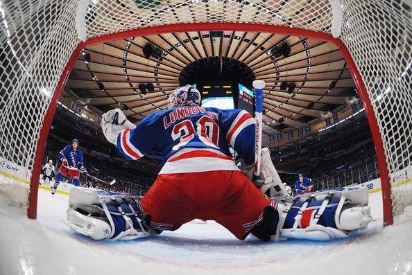 Henrik Lundqvist Photos: Pittsburgh Penguins v New York Rangers