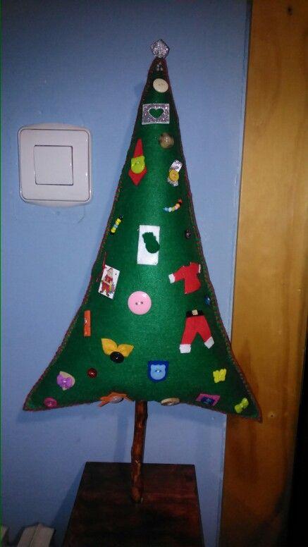 Otro árbol de Navidad