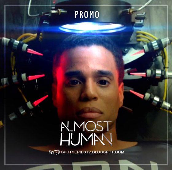 Almost Human | Novata série da Fox ganha novo promo comentado (em inglês). Confira: http://spotseriestv.blogspot.com.br/2013/05/novas-fotos-promocionais-promo-almost-human-jj-abrams.html #AlmostHuman #FOX